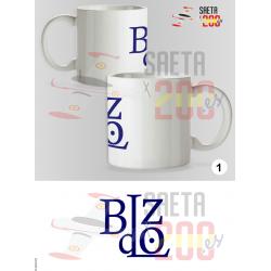 Taza Logo Blas de Lezo