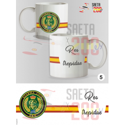 Taza Guardia Civil GRS Res Trepidae